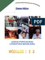 Língua Portuguesa - CEESVO - apostila1