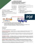 Guia de Sociales Grado Tercer Primer Periodo COLEGIO DARIO ECHANDIA
