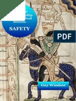 Swordsmanship Safety Guidelines