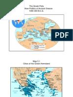 3 New Politics of Ancient Greece (1000 - 300 B.C.E