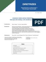 21019c-Diretrizes Consenso Sobre Anemia Ferropriva