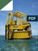Calm Buoy Mooring System