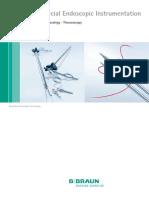 Aesculap Instrumentacion Especial Endoscopia