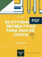 50 atividades para dias de chuva.pdf