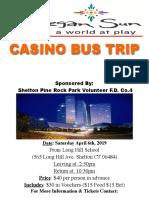 Casino Bus Trip FINAL 2019