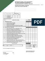 Instrumen Monitoring USBN BK 2019
