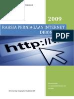 Rahsia Perniagaan Internet DIbongkar
