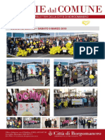 Notizie Dal Comune di Borgomanero del 9 Marzo 2019 - Speciale Festa della Donna
