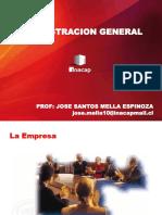 Capacitacion Administracion General