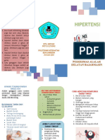 Leaflet Dita Hipertensioo