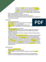 Bio II Notes Fertilization, Muscles, Bones, Immune