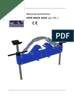 Pipe Rack Jack Manual - ESP