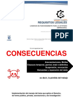 REQUISITOS LEGALES LICENCIAS DE FUNCIONAMIENTO