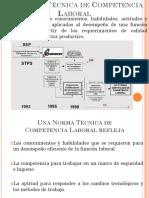 Certificacin de Normas Tcnicas de Competencialaboral