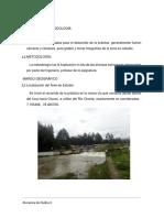 Practica de campo Rio Chonta