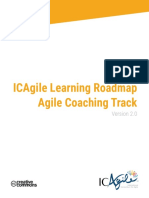 ICAgile Learning Roadmap Agile Coaching Track Version 2.0