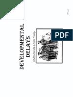 developmental delay sample