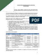 013.- 8° GRADO - Lista de textos, recursos digitales y útiles 2019