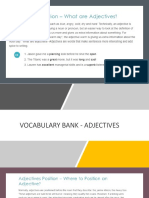 Lesson 04 - Adjectives and Imperative.pptx