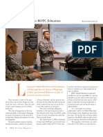 Sam Houston State Rotc Article