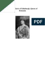 Princess Marie of Edinburgh