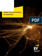 Ey Digital Transformation in Insurance