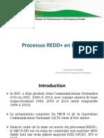 Surveillance des terres par satellite RDC