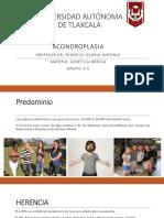 Acondroplasia Completo