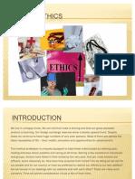 Medical Ethics Presentation