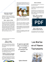 Marías en el Nuevo Testamento