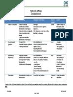 PFM ASP Planning2018 2019