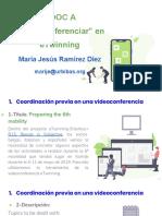 Videoconferenciar en eTwinning