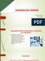 presentacion contratacion estatal