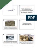 8. Historia y Tipos de Concretos