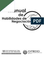 Manual Habilidades de Negociación