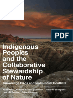 Anne Ross, Richard Sherman, Jeffrey G. Snodgrass, Henry D. Delcore - Indigenous Peoples and the Collaborative Stewardship of Nature_ Knowledge Binds and Institutional Conflicts   (2010, Left Coast Press).pdf