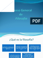 Introduccion a Filosofia