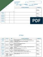 English lesson Plan 1. Nov 12 - Dec 7