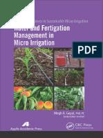 Livro_Water and fertigation management in micro irrigation_Goyal, Megh Raj.pdf