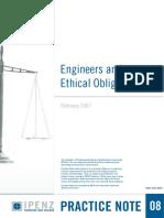 Ethical Obligation