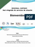 Distribucion Por Area de Salud - Referencias 2017