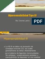 Hipersensibilidad III