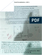 3er Parcial Termodinámica 1