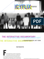 The interactive documentary