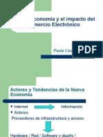 Nueva Economía y el impacto del Comercio Electrónico