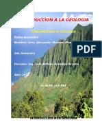 El Ciclo Geologico