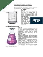 Instrumentos de Química