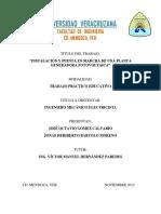 INSTALACION Y PUESTA EN MARCHA DE UNA PLANTA GENERADORA FOTOVOLTAICA.docx