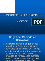 Mexder Historia