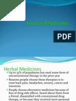 l Herbal Medicine